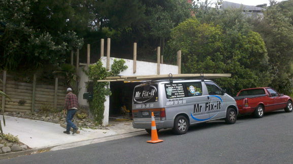 Home-maintenance-before-Titahi-Bay